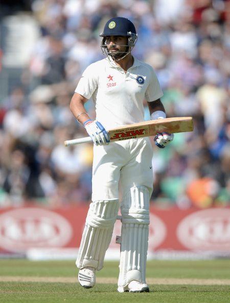 England v India: 5th Investec Test - Day Three