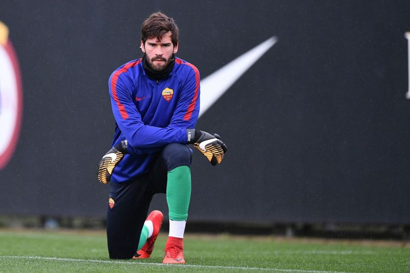 Alisson is the world