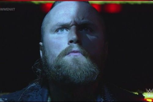 Aleister Black call up