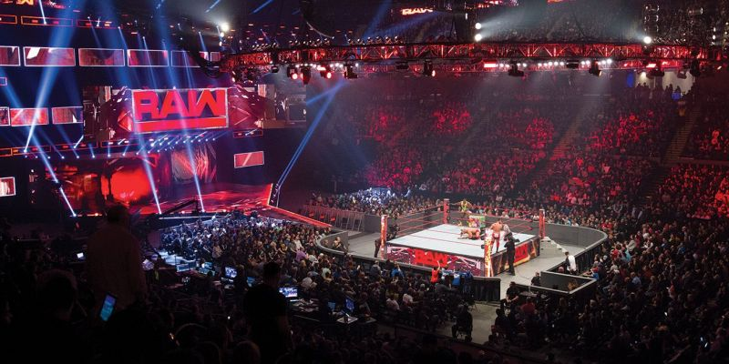 Wwe News What Happened After Raw Went Off The Air