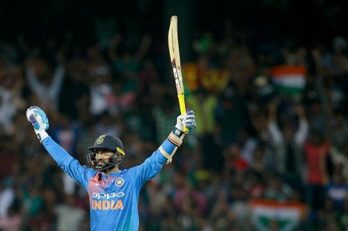 India v Bangladesh - Twenty 20 cricket matc
