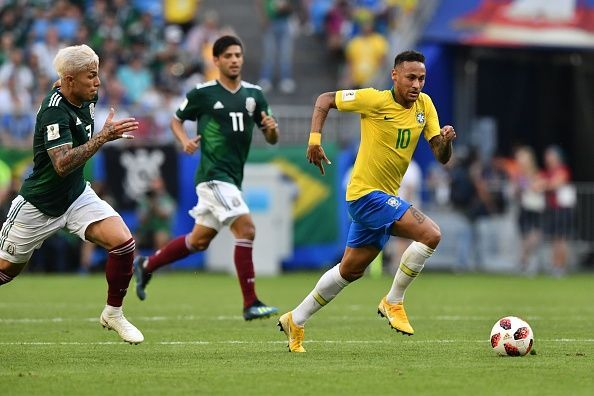 world cup 2018 brazil 2 0 mexico hits and flops from the game