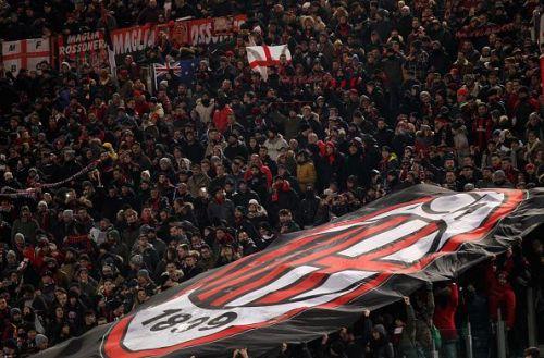 SS Lazio v AC Milan - TIM Cup