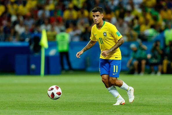 b6d11f7306d PSG transfer news  €270m bid for Coutinho
