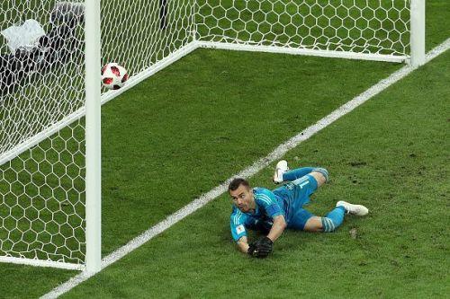 Russia v Croatia: Quarter Final - 2018 FIFA World Cup Russia