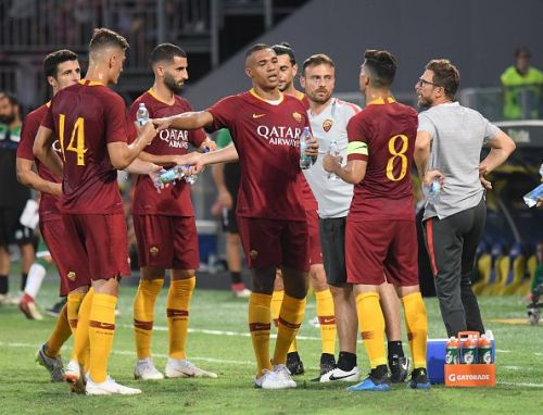 AS Roma v Avellino - Pre-Season Friendly