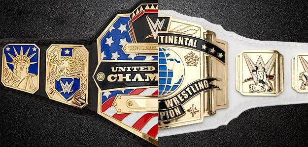 Image result for wwe us title vs ic title