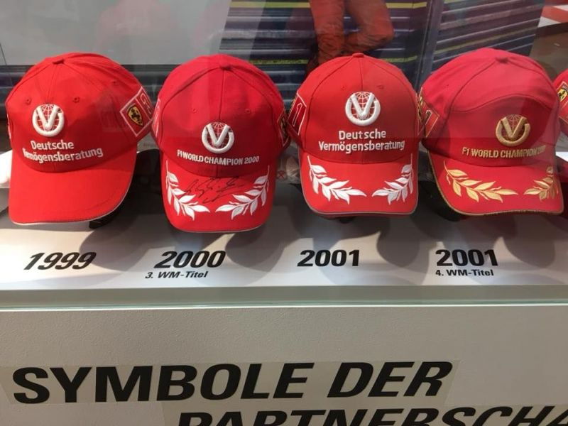 6fb63e13a3f Page 2 - Top 5 attractions at Michael Schumacher s museum