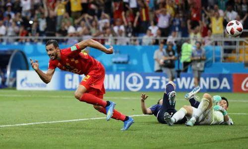 Belgium's 3-2 win over Japan was a World Cup classic