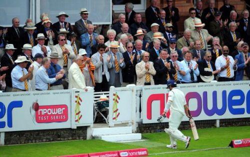England v India: 1st npower Test - Day Three