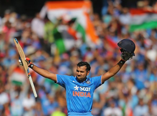 Rohit Sharma is the only batsman to score more than one double century in ODIs