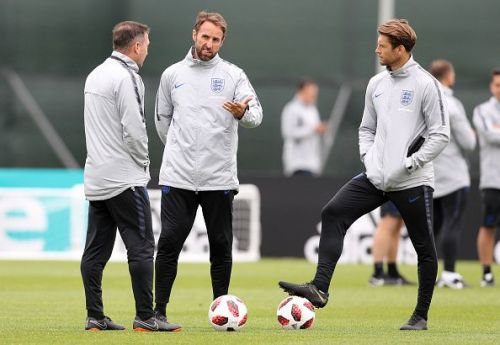 England - FIFA World Cup 2018 - Media Activity - 2nd July