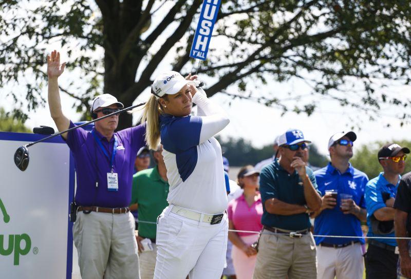 LPGA's Lincicome prepares to chase history on PGA Tour