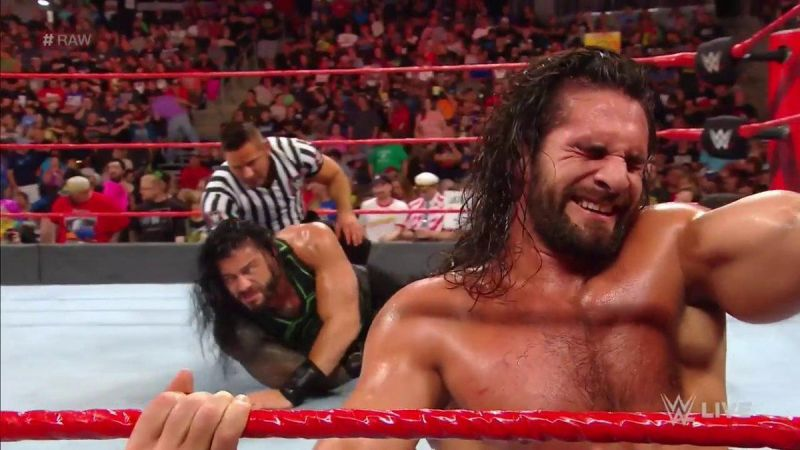Seth Rollins and Roman Reigns are always great when they team up