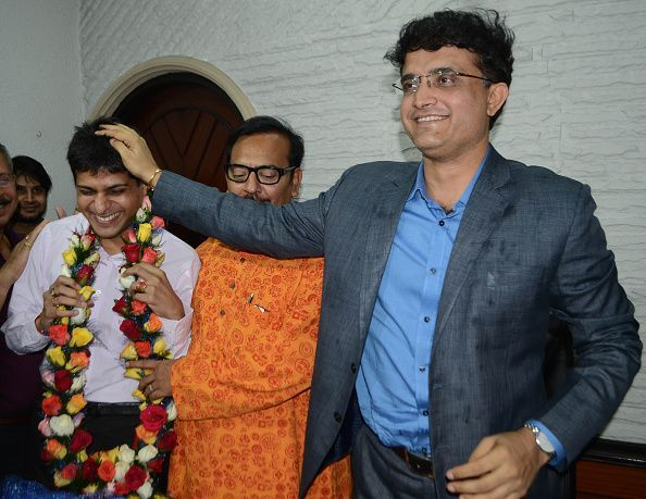 Sourav Ganguly Takes Over As President Cricket Association Of Bengal