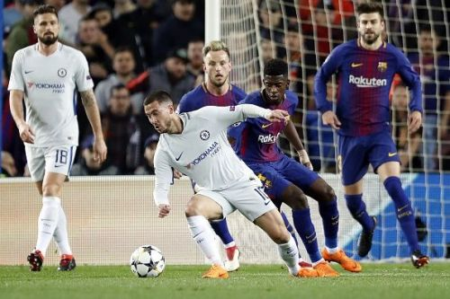 Barcelona have proposed an astonishing swap deal for the winger