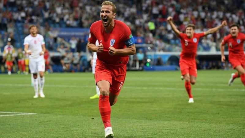 Harry Kane scored a winner in the added time of second half against Tunisia