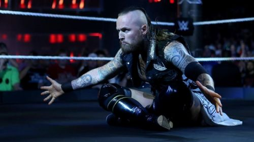 Aleister Black 2018 call up