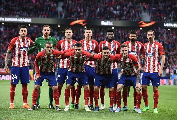 atletico madrid s ideal starting xi for 2018 19 season