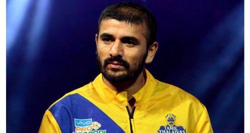 Ajay will be seen leading Namma Thalaivas for Pro Kabaddi season 6!