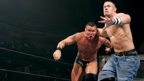 John Cena or Randy Orton - which of these two WWE legends has the worse record at SummerSlam?