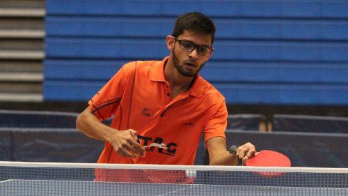 Manush Utpalbai Shah (Image Credits - TTFI)