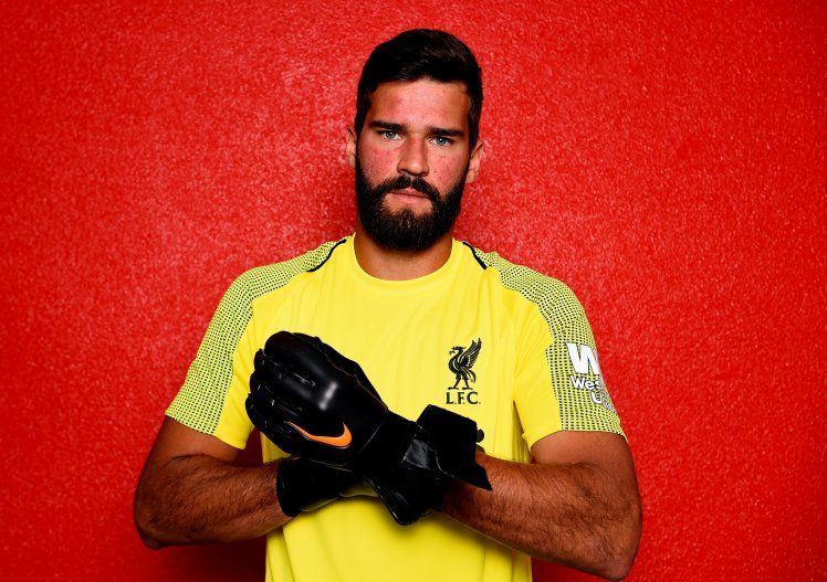 Alisson has joined Liverpool in a blockbuster deal