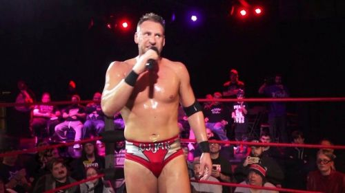 Donovan Dijak is the latest superstar to undergo a name change in the WWE