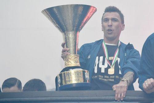 Juventus Trophy Parade