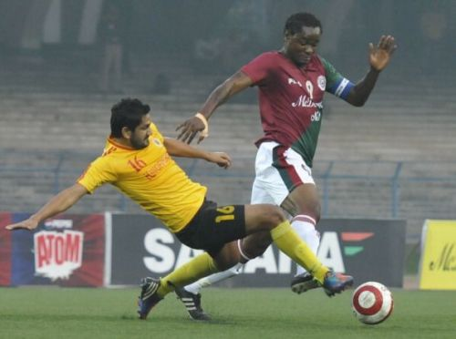 Premier Division League Derby Match In Kolkata
