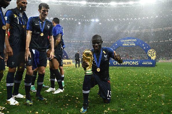 Najlepsi Piłkarze Mistrzostw Świata 2018 #5