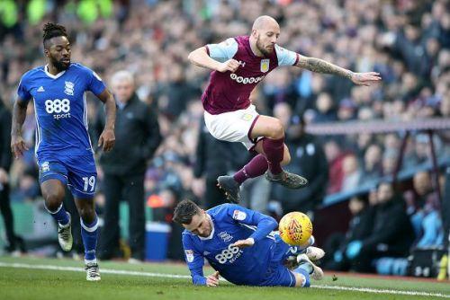 Aston Villa v Birmingham City - Sky Bet Championship - Villa Park