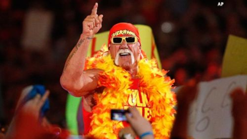 One of WWE's biggest stars