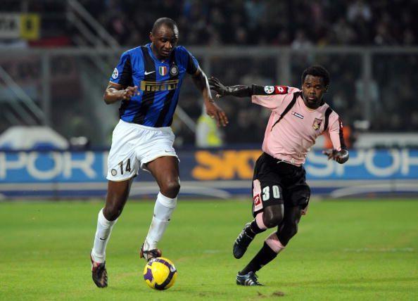US Citta di Palermo v FC Inter Milan - Serie A
