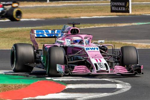 2018 British Formula One Grand Prix Race Day Jul 8th