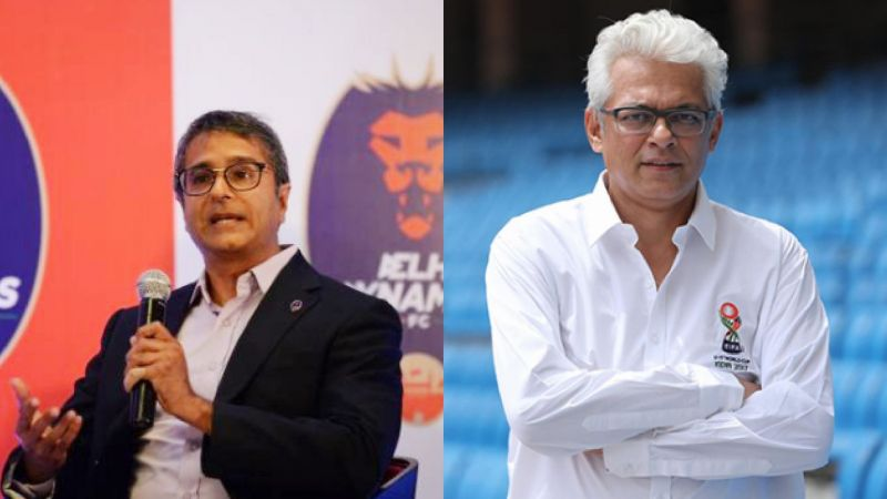 Industry veterans to serve as course faculty at GISB. Ashish Shah - CEO of Delhi Dynamos (left) and Joy Bhattacharjya - CEO of Pro Volleyball (right)