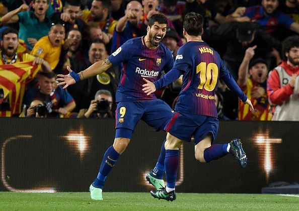 3 ways Barcelona can line-up in the 2018/19 season