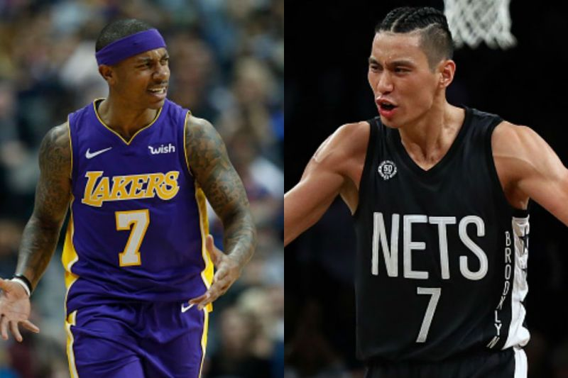 Point guards Isaiah Thomas and Jeremy Lin both have new residences now.