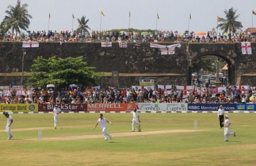 Sri Lanka v England: 1st Test - Day One