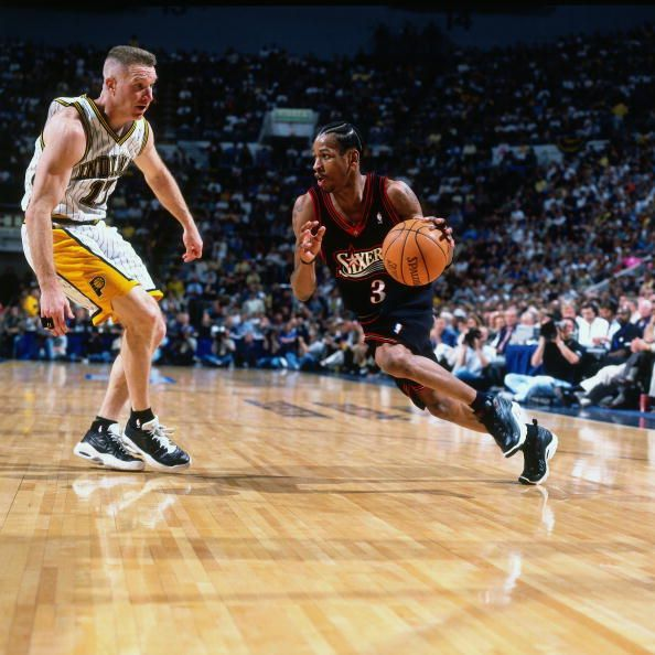 1999 Eastern Conference Semifinals, Game 2:  Philadelphia 76ers vs. Indiana Pacers