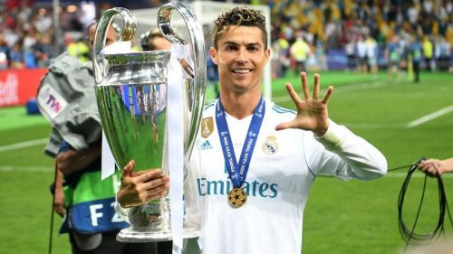 Ronaldo has departed Real Madrid after a fruitful spell of 9 years.
