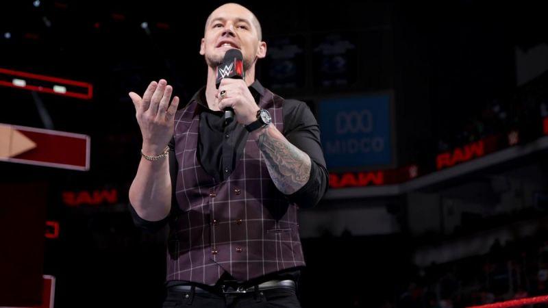 Baron Corbin has had a successful run on RAW.
