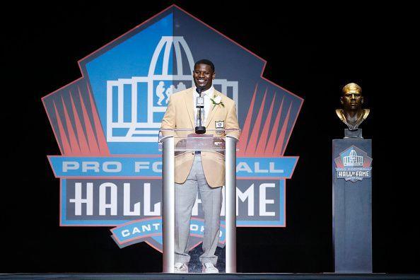 Hall of Fame Enshrinement Ceremony
