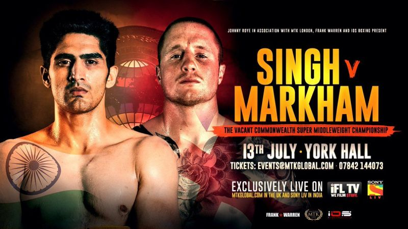 Vijender Singh vs Lee Markham insight and prediction