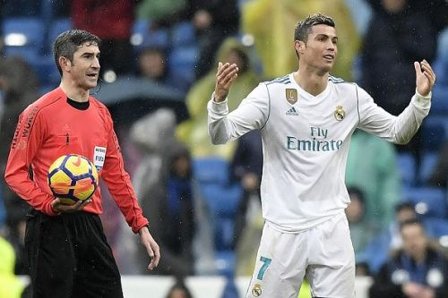 FBL-ESP-LIGA-REAL MADRID-VILLARREAL
