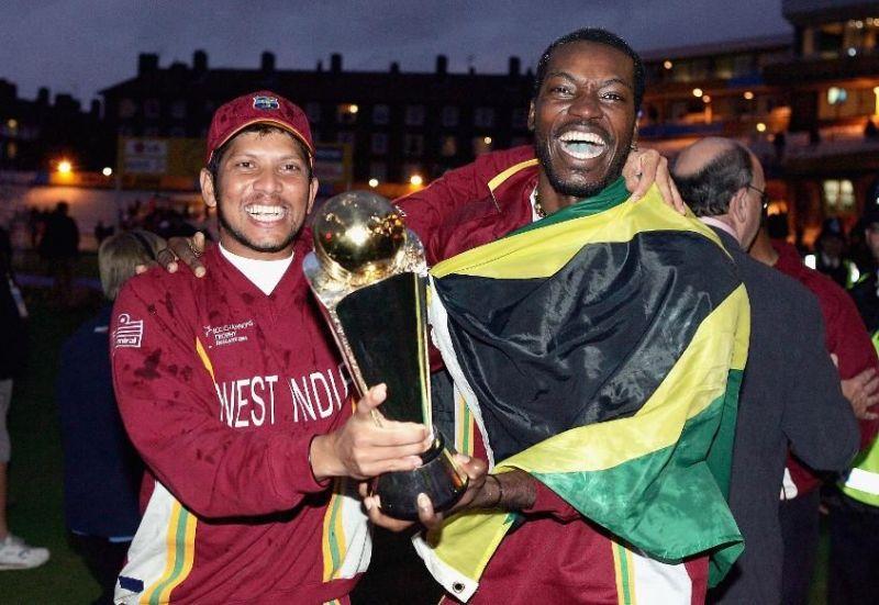 West Indies, ICC Champions Trophy, 2004