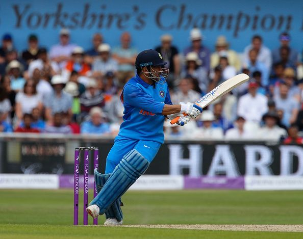 2018 Cricket International One Day Series England v India Jul 17th