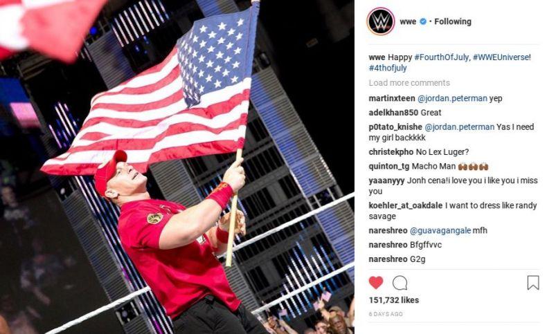 Clicks-n-Kicks: This week in WWE Superstars' Instagram posts