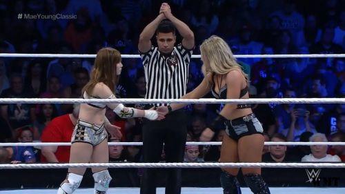 Kairi Sane vs. Toni Storm