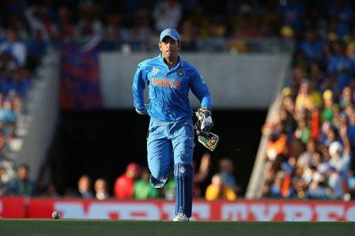 Cricket - ICC Cricket World Cup 2015 - Semi Final - Australia vs. India